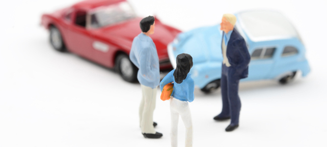 For insurance and compensation, accident response