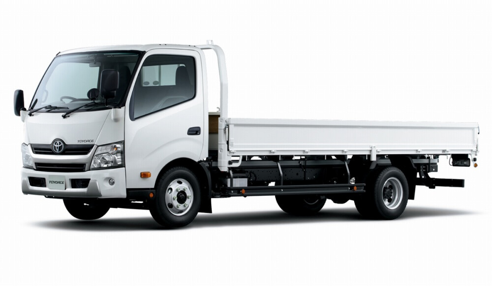 DYNA/TOYOACE 長車體(2t)